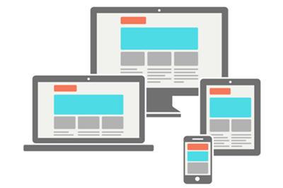 Exemple de mise en page responsive